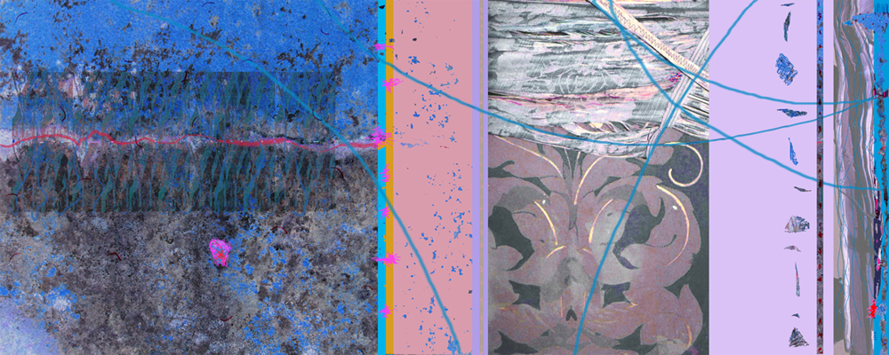 Alison F Bell, Archive Digital Textiles
